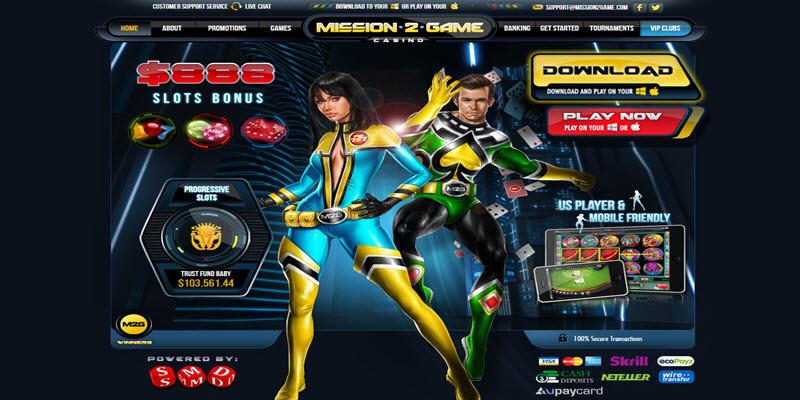 Mission 2 games