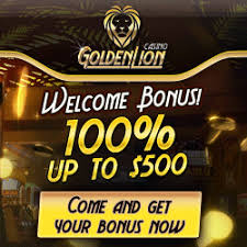 Golden Lion Bonus